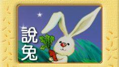 兎の話ー長い耳は神様からの贈り物