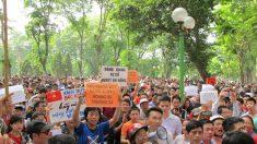 【国際情勢】ベトナムで反中デモ活発化 土地の長期貸借めぐり