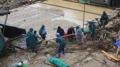 ベトナムで洪水死者が15人に、今後も増加の恐れ