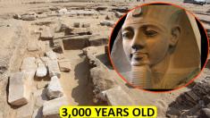 【考古学ロマン】古文書の記述信じ発掘 ついにラムセス2世の神殿を発見