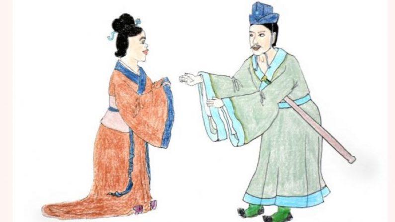 【春秋戦国】斉王に求婚した40歳の平民の醜女 彼女の真意に驚愕する