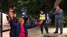 【動画ニュース】スウェーデンで騒ぎを起こした「駄々っ子」中国人観光客 ネットユーザー「恥知らずな赤ん坊」