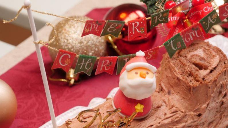 【レシピ動画】クリスマスパーティーにぴったり ノエル(シャンティーショコラ)