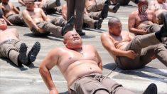 【動画ニュース】タイで警察の肥満撲滅運動が話題