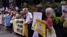 【動画ニュース】74回目の原爆の日 ニューヨークで平和団体が集会