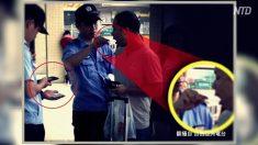 【動画ニュース】広東の警察 唾液サンプル採集 DNAデータベース構築のためか