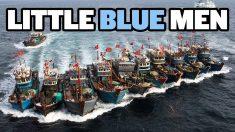 中国の知られざる海上民兵「リトル・ブルーメン」【チャイナ・アンセンサード】