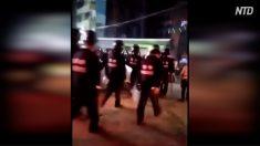 火葬場の建設に反対し再度大規模抗議【広東茂名播揚鎮】12月16日