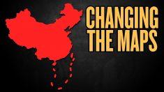 中国は地図をこっそりと変えている?【チャイナ・アンセンサード】 How China Is Secretly Changing Everyone's Maps
