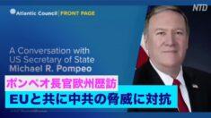 ポンペオ長官欧州歴訪 EUと共に中共の脅威に対抗