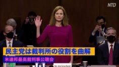 専門家「民主党は裁判所の役割を曲解」米連邦最高裁判事公聴会