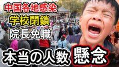 中国各地感染者増え 学校閉鎖 院長らが免職に 実際の感染者数が懸念される   【なるほどTHE NEWS】