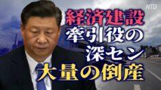 経済建設牽引役の深圳で大量の倒産 習近平総書記の視察は「何の役にも立たない」