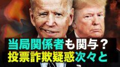米大統領選2020 投票詐欺多発 当局関係者も関与?【なるほどTHE NEWS】