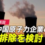 英国 中国原子力企業の排除を検討