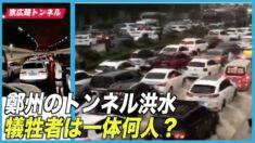 「原因は豪雨でなくダム放水」鄭州市トンネル冠水の実態とは