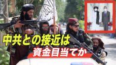 タリバン 中国共産党との接近は資金目当てか