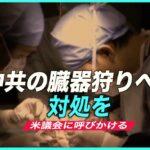 「中共の臓器狩りへの対処を」米議会に呼びかける